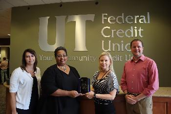 SBA Credit Union of the Year in 2019